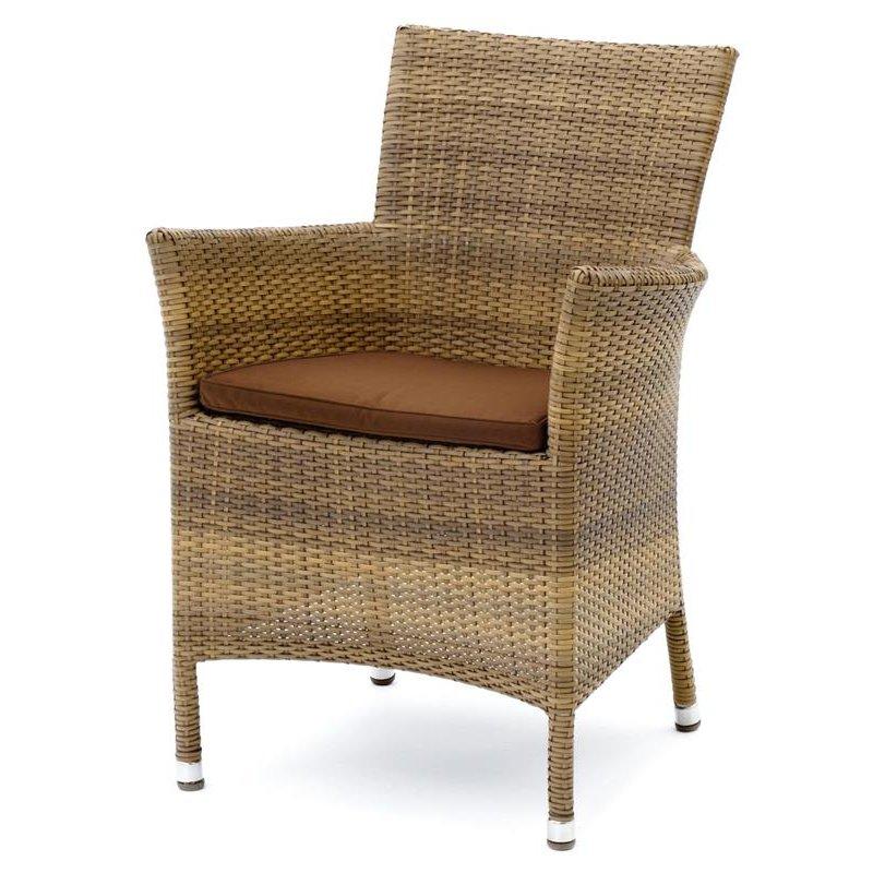 gartenm bel belardo astena sessel braun 135 00. Black Bedroom Furniture Sets. Home Design Ideas