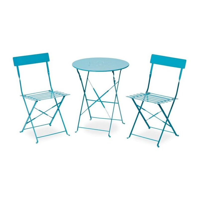 gartenm bel belardo levana bistro sky blue 89 00. Black Bedroom Furniture Sets. Home Design Ideas