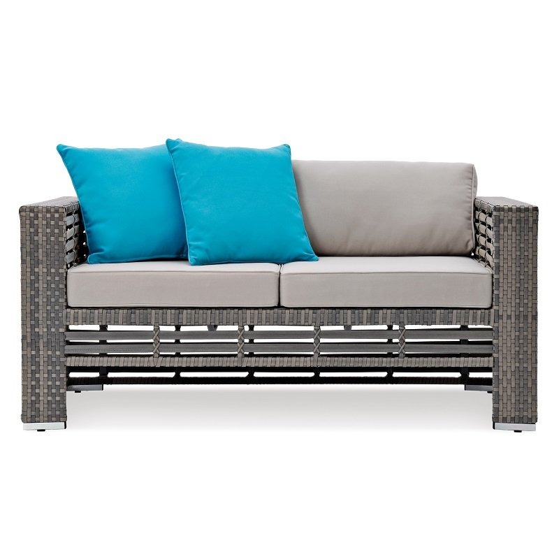 gartenm bel belardo limbaria 2er sofa 645 00. Black Bedroom Furniture Sets. Home Design Ideas