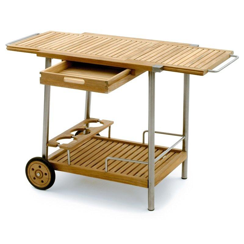 Gartenmöbel Servierwagen - Design