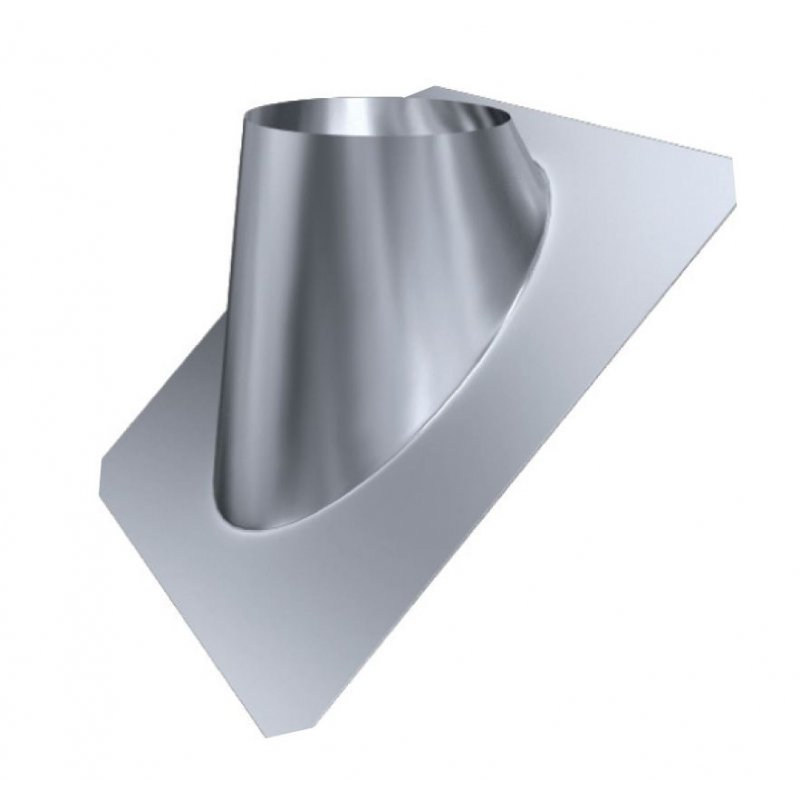 kamin schornsteinsanierung dachdurchf hrung dn 160 mm 35 50. Black Bedroom Furniture Sets. Home Design Ideas